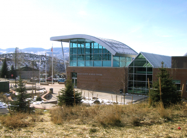 eagle county justice center