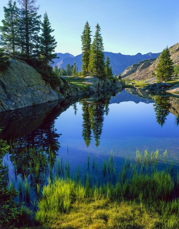 Holy Cross Wilderness by John Fielder