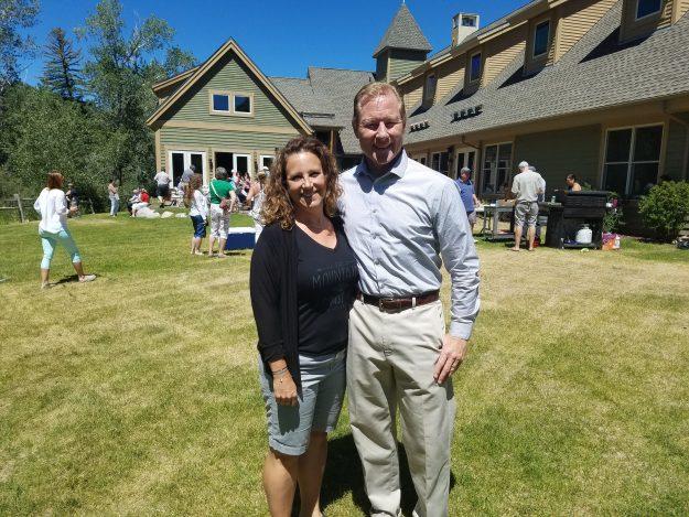 Rob and Barb Wilson
