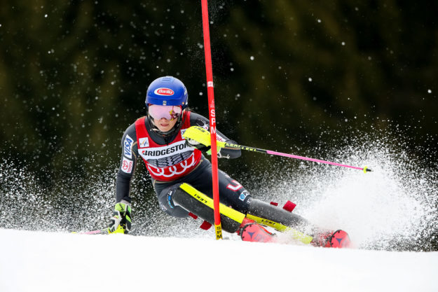 Audi FIS Alpine Ski World Cup- Women's Slalom