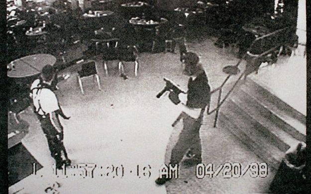 columbine shooters 1999