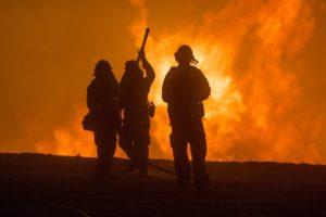 carr fire california usfs 080718