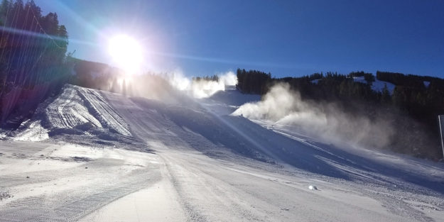Beaver Creek Snow control featured