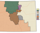 Third and possibly final congressional map keeps corner of Eagle County in Boebert's CD3